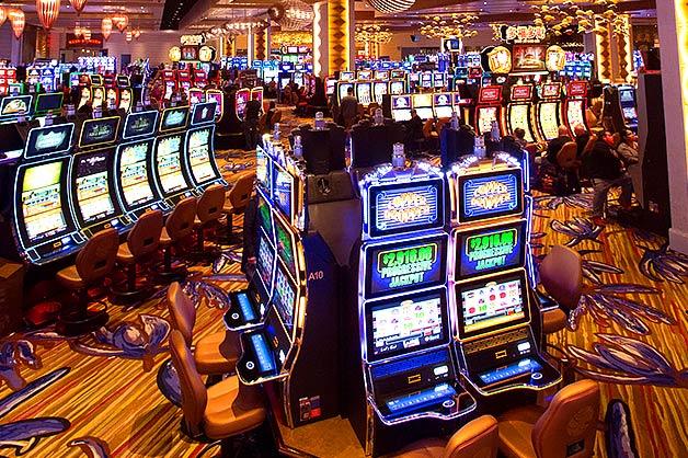 procedure for making a casino deposit