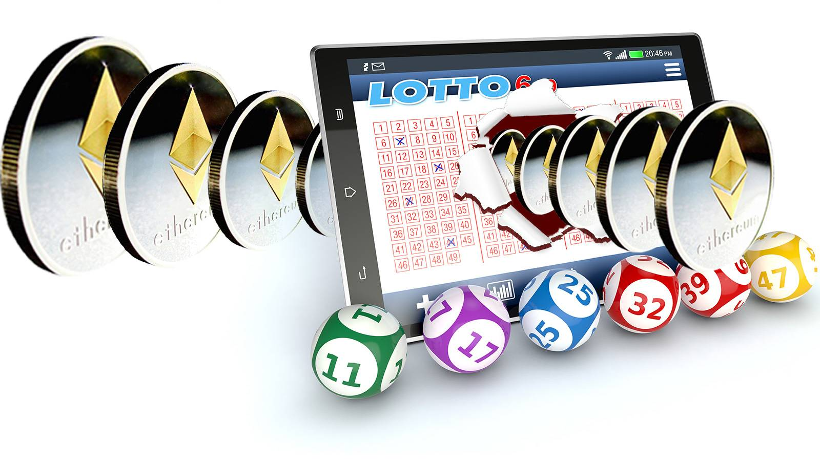 Winning Online Lottery System